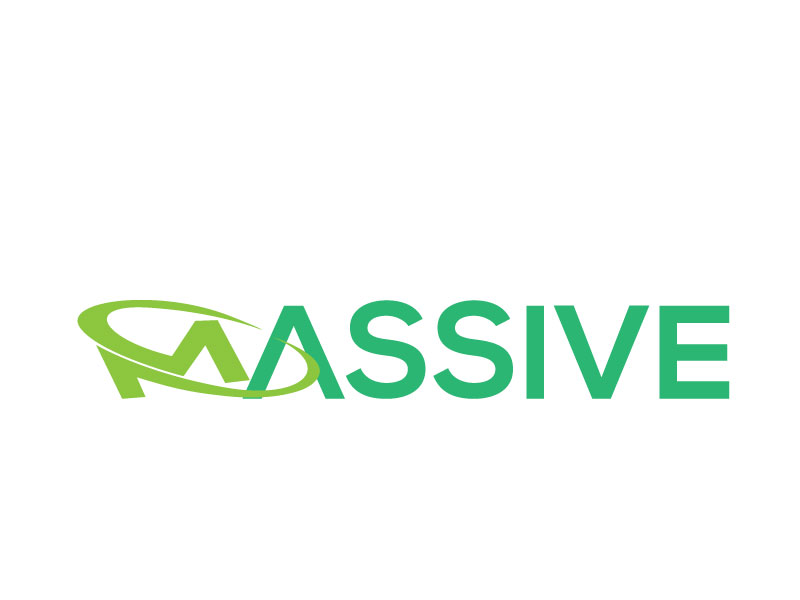 Logo Design by Rased Vai - Entry No. 82 in the Logo Design Contest MASSIVE LOGO.