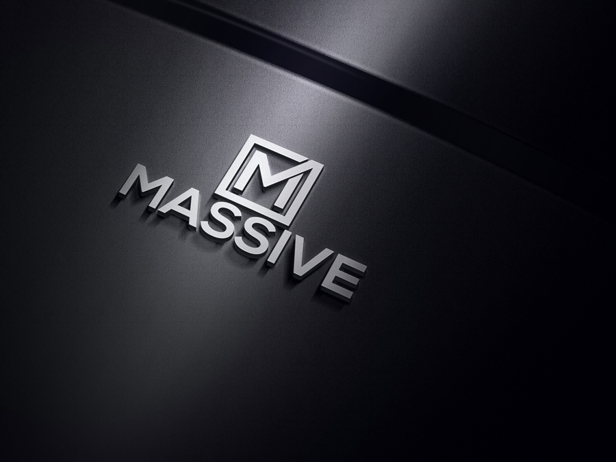 Logo Design by Nur Designer - Entry No. 96 in the Logo Design Contest MASSIVE LOGO.