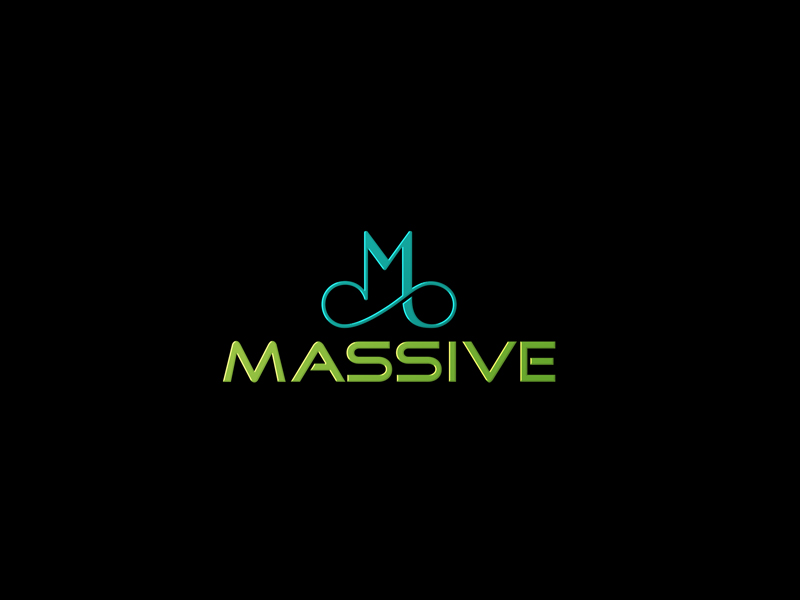 Logo Design by Ashraful Alam - Entry No. 97 in the Logo Design Contest MASSIVE LOGO.