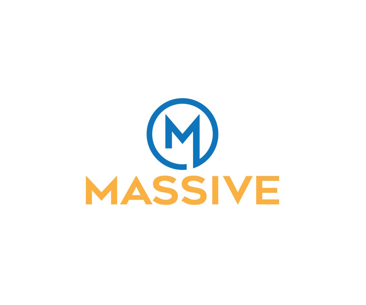 Logo Design by Shathi Islam - Entry No. 119 in the Logo Design Contest MASSIVE LOGO.