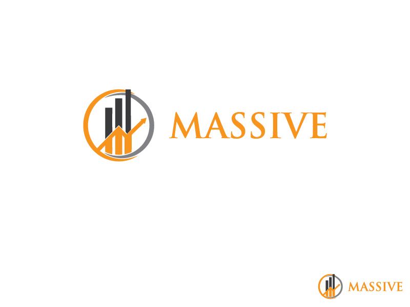 Logo Design by Mosharaf Karim - Entry No. 132 in the Logo Design Contest MASSIVE LOGO.