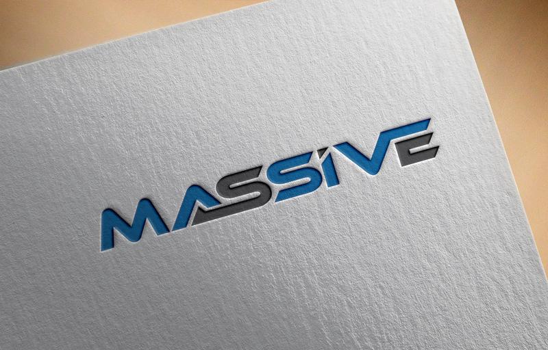 Logo Design by Masum Billah - Entry No. 143 in the Logo Design Contest MASSIVE LOGO.