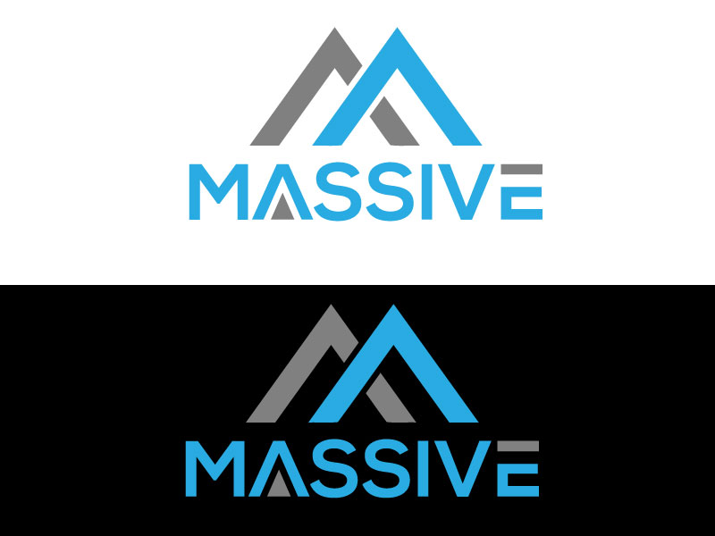 Logo Design by Md Harun Or Rashid - Entry No. 147 in the Logo Design Contest MASSIVE LOGO.