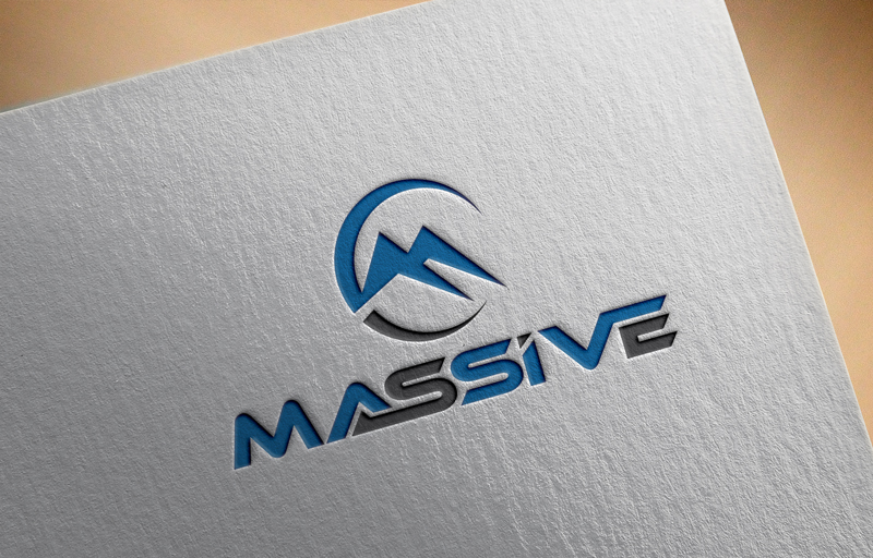 Logo Design by Masum Billah - Entry No. 148 in the Logo Design Contest MASSIVE LOGO.