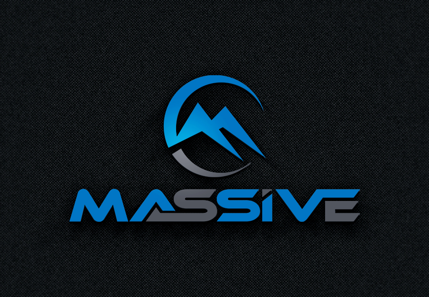 Logo Design by Masum Billah - Entry No. 149 in the Logo Design Contest MASSIVE LOGO.