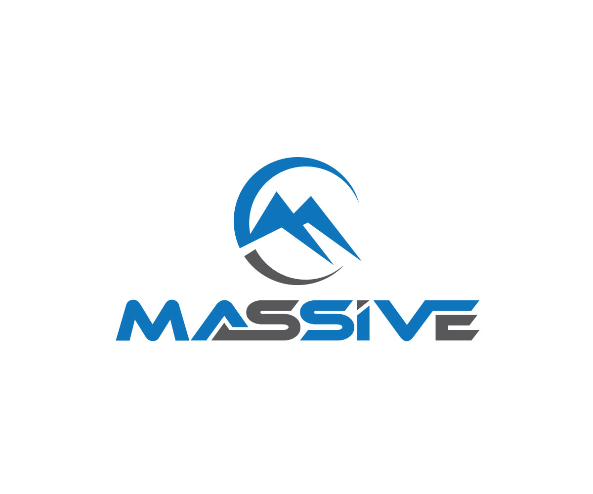Logo Design by Masum Billah - Entry No. 150 in the Logo Design Contest MASSIVE LOGO.
