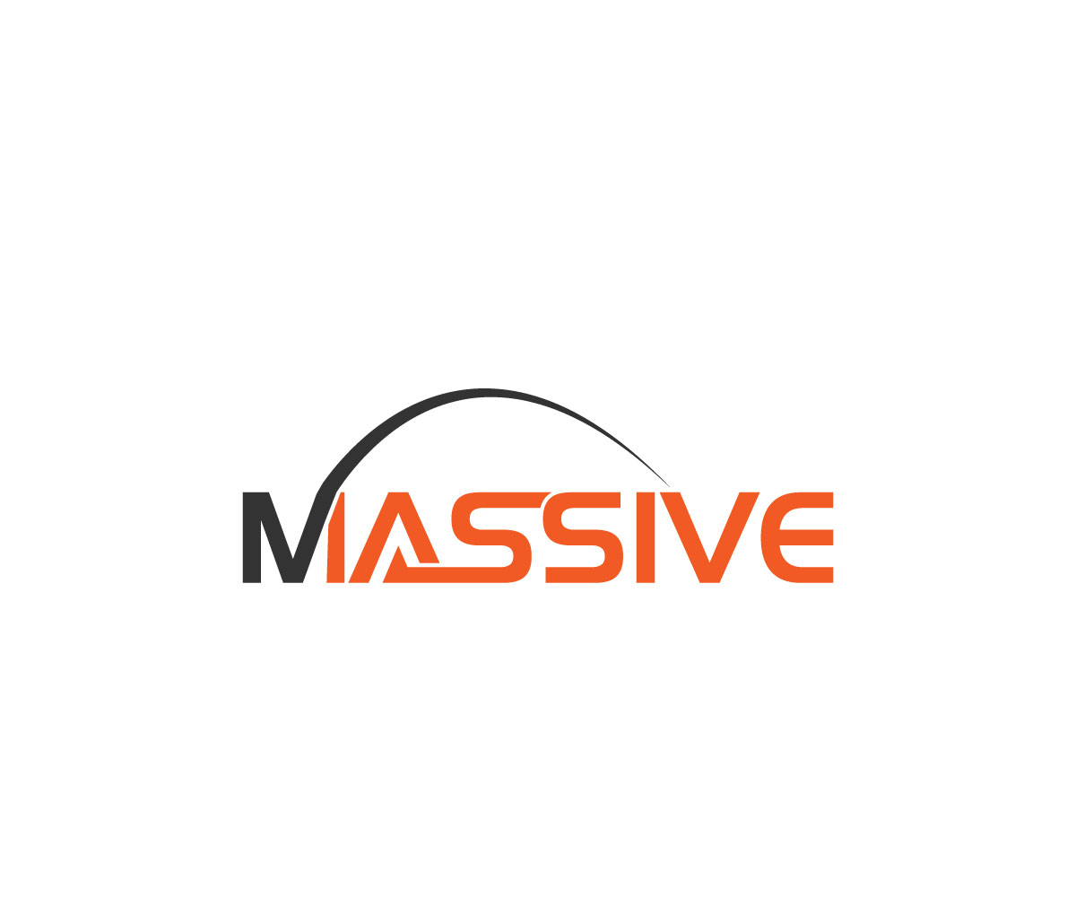 Logo Design by Kawsar Alam - Entry No. 160 in the Logo Design Contest MASSIVE LOGO.