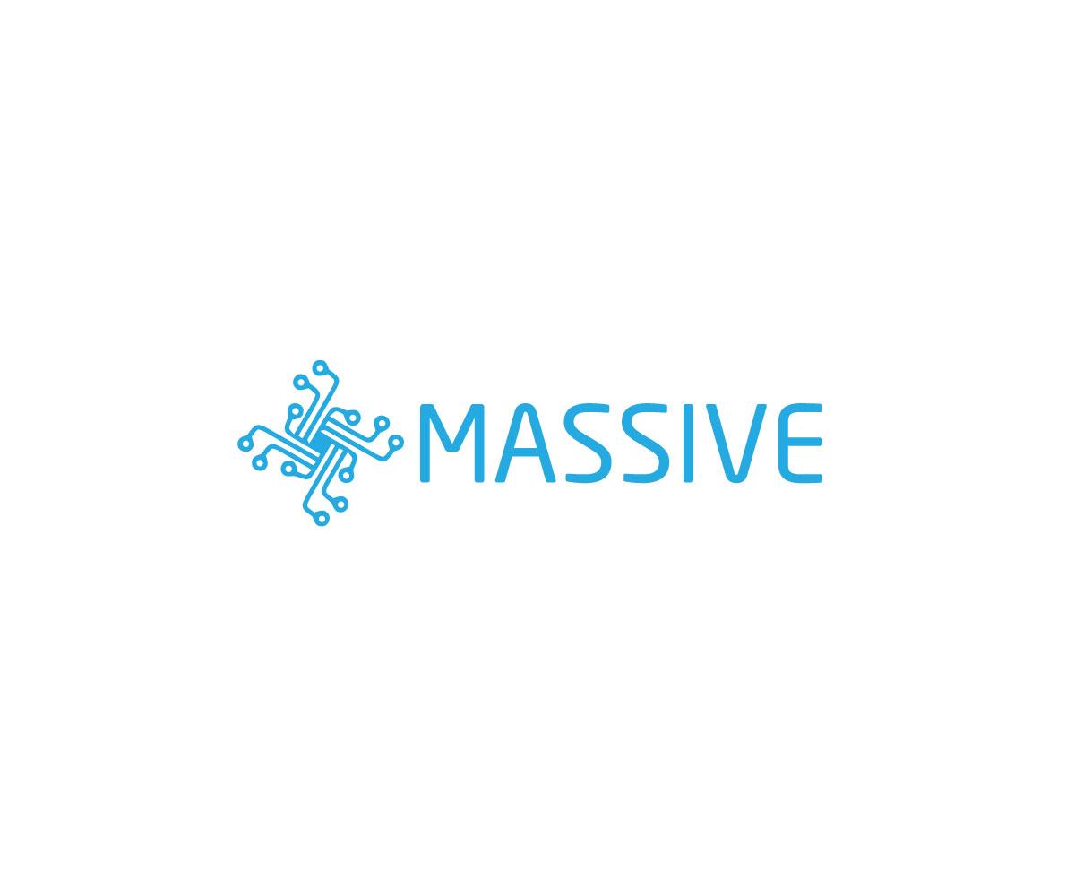 Logo Design by Mdkausar Hossain - Entry No. 167 in the Logo Design Contest MASSIVE LOGO.