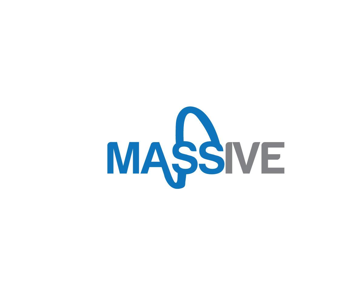 Logo Design by Naeem Billah - Entry No. 177 in the Logo Design Contest MASSIVE LOGO.