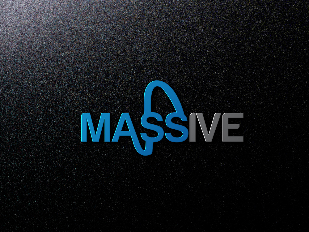 Logo Design by Naeem Billah - Entry No. 178 in the Logo Design Contest MASSIVE LOGO.