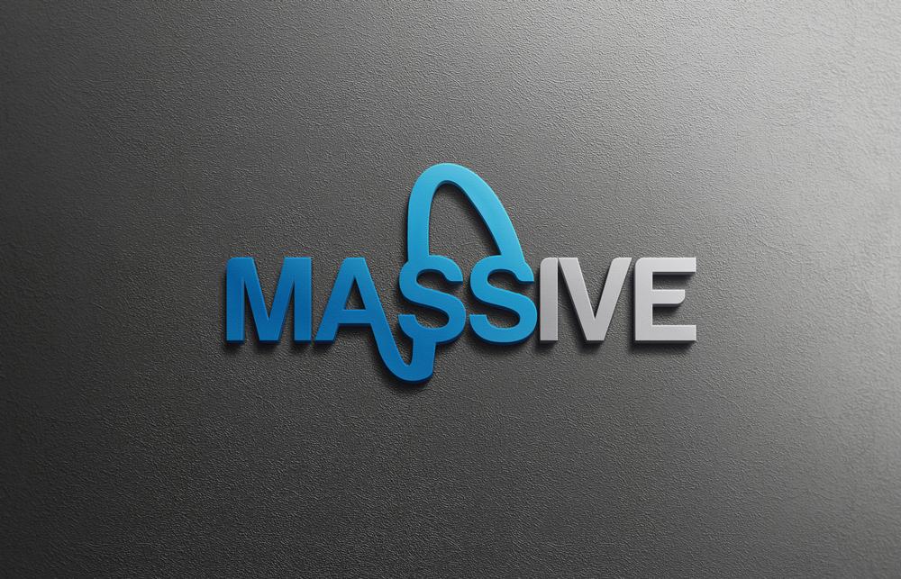 Logo Design by Naeem Billah - Entry No. 180 in the Logo Design Contest MASSIVE LOGO.