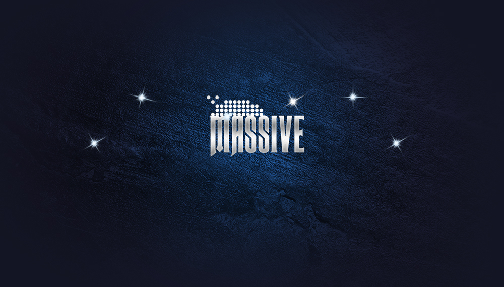 Logo Design by Lutful Ferdous - Entry No. 184 in the Logo Design Contest MASSIVE LOGO.