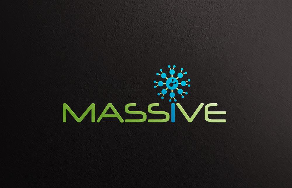 Logo Design by Kamal Hossain - Entry No. 196 in the Logo Design Contest MASSIVE LOGO.