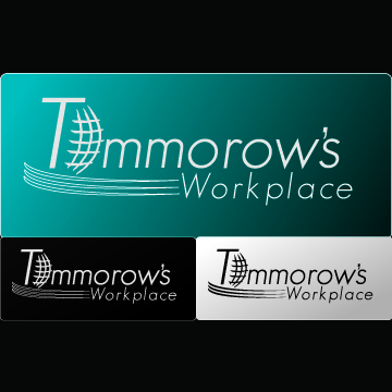 Logo Design by rseregin - Entry No. 16 in the Logo Design Contest Tomorrow's Workplace.