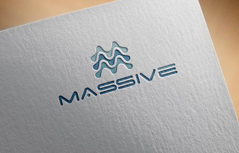 Logo Design by Private User - Entry No. 206 in the Logo Design Contest MASSIVE LOGO.
