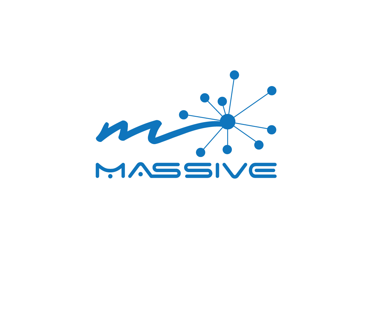Logo Design by Taher Patwary - Entry No. 233 in the Logo Design Contest MASSIVE LOGO.