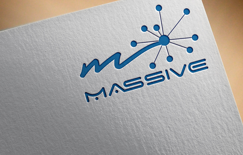 Logo Design by Taher Patwary - Entry No. 236 in the Logo Design Contest MASSIVE LOGO.