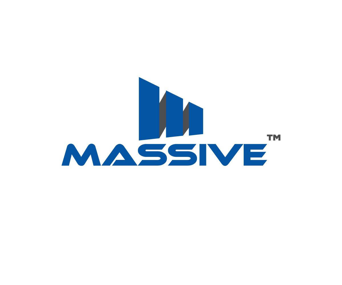 Logo Design by Mahedi Hasan - Entry No. 292 in the Logo Design Contest MASSIVE LOGO.