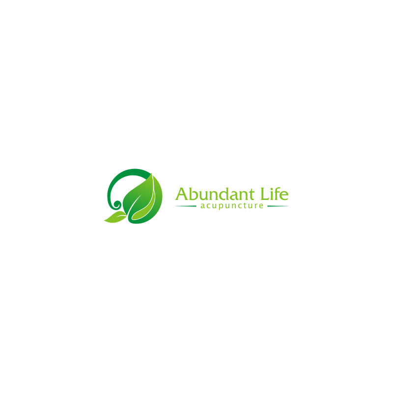 Logo Design by Seven Digitz - Entry No. 70 in the Logo Design Contest abundant life acupuncture.