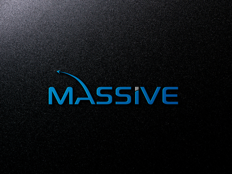 Logo Design by Shahporan Hossain - Entry No. 341 in the Logo Design Contest MASSIVE LOGO.