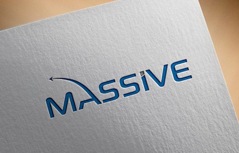 Logo Design by Shahporan Hossain - Entry No. 345 in the Logo Design Contest MASSIVE LOGO.