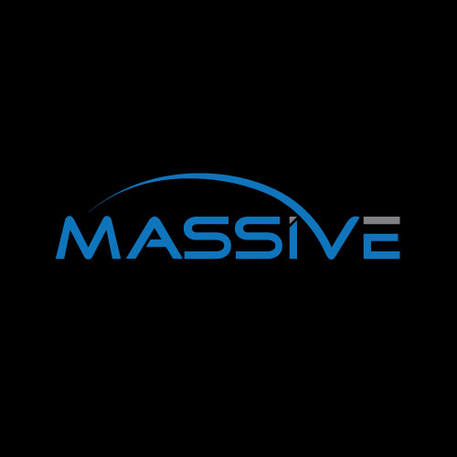 Logo Design by Maksud Rifat - Entry No. 373 in the Logo Design Contest MASSIVE LOGO.