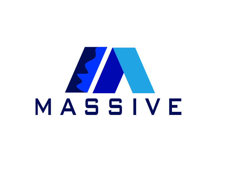 Logo Design by Private User - Entry No. 378 in the Logo Design Contest MASSIVE LOGO.