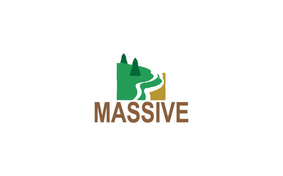 Logo Design by Private User - Entry No. 381 in the Logo Design Contest MASSIVE LOGO.