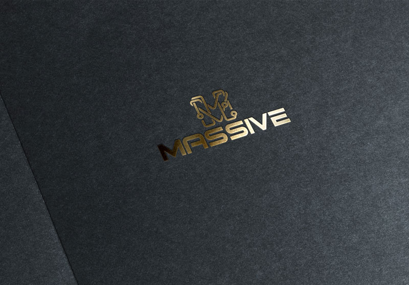 Logo Design by Salah Uddin - Entry No. 390 in the Logo Design Contest MASSIVE LOGO.