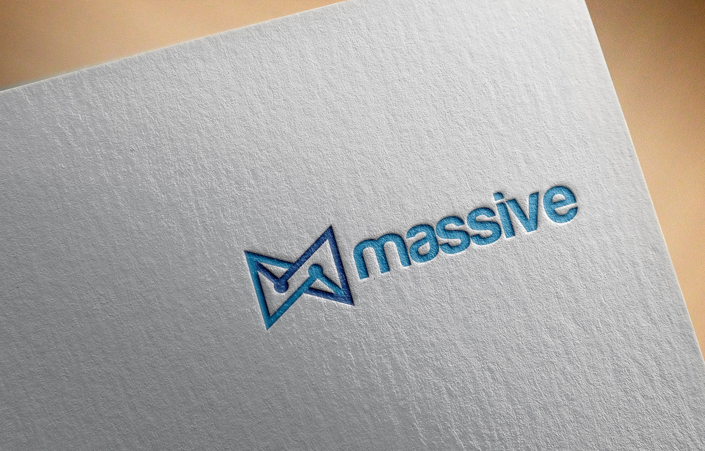 Logo Design by Prohor Ghagra - Entry No. 399 in the Logo Design Contest MASSIVE LOGO.