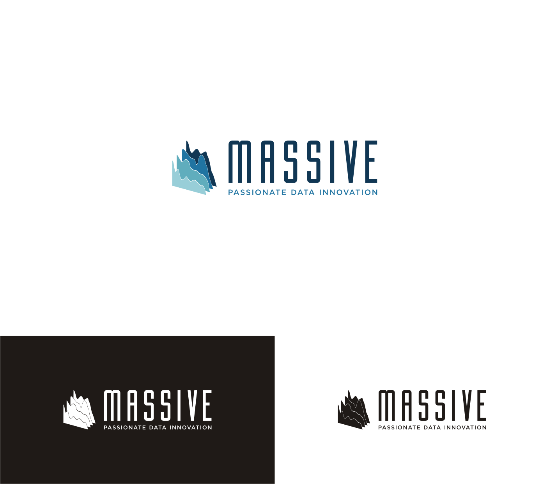 Logo Design by Sigitumarali Sigit - Entry No. 401 in the Logo Design Contest MASSIVE LOGO.