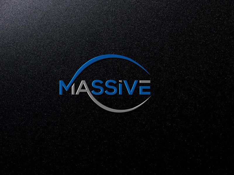 Logo Design by Private User - Entry No. 408 in the Logo Design Contest MASSIVE LOGO.