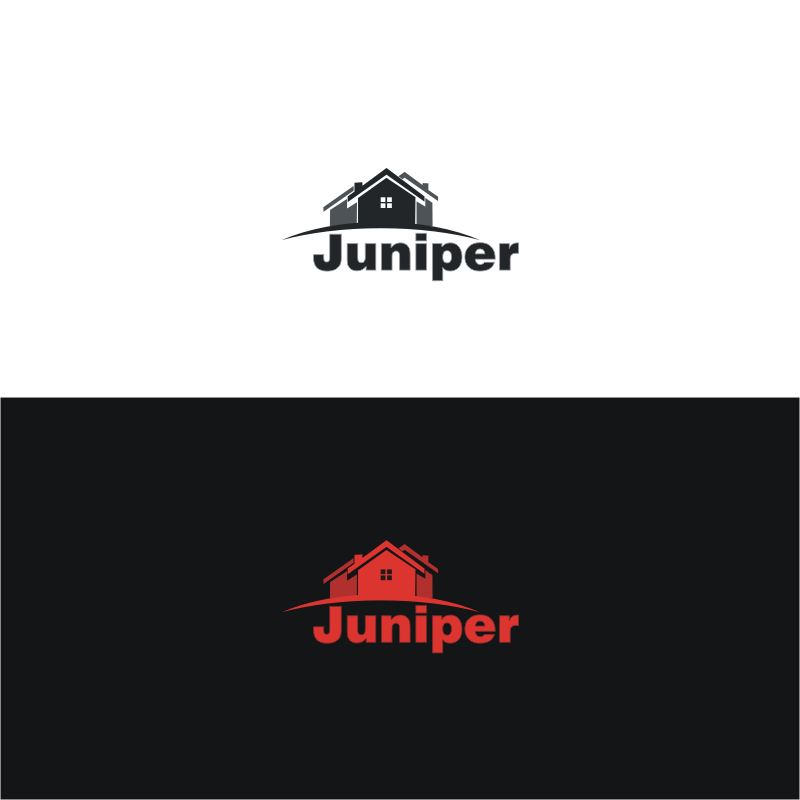 Logo Design by manOver - Entry No. 11 in the Logo Design Contest Juniper.