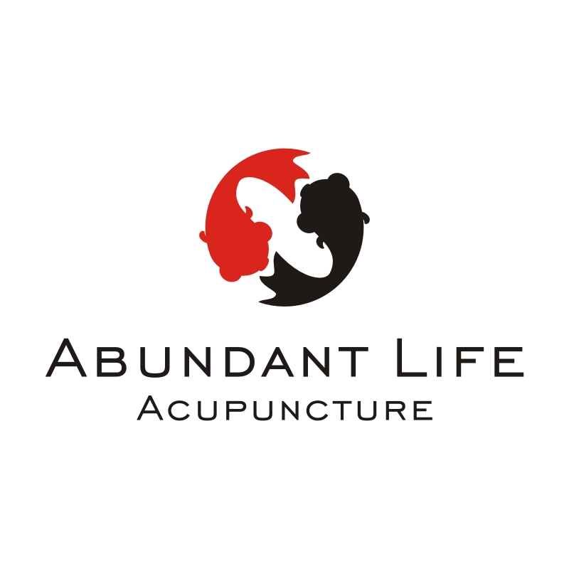 Logo Design by logodo - Entry No. 86 in the Logo Design Contest abundant life acupuncture.