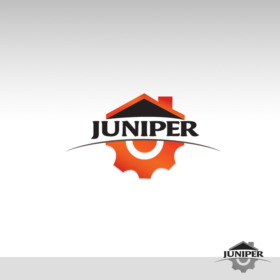 Logo Design by rockpinoy - Entry No. 12 in the Logo Design Contest Juniper.