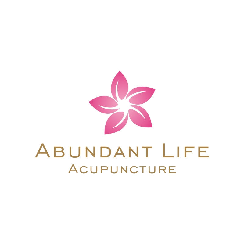 Logo Design by logodo - Entry No. 87 in the Logo Design Contest abundant life acupuncture.