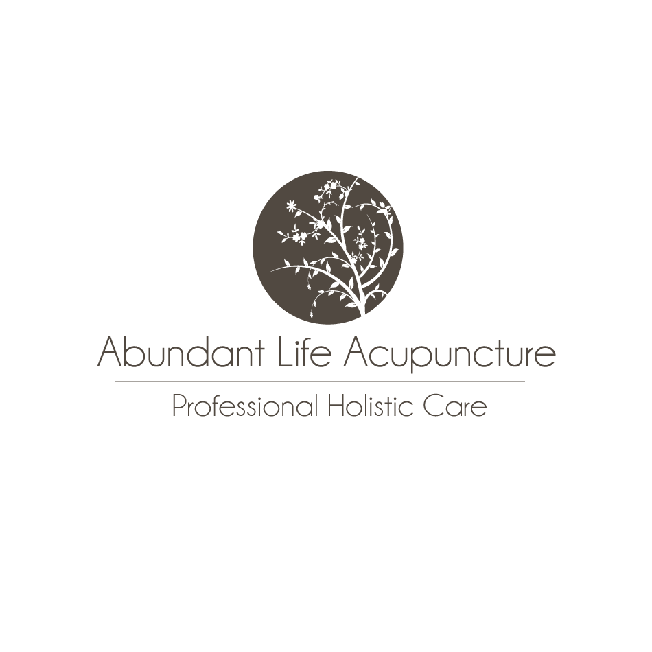 Logo Design by moonflower - Entry No. 90 in the Logo Design Contest abundant life acupuncture.