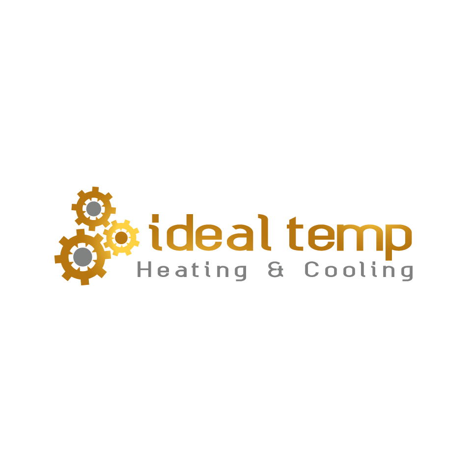 Logo Design by Prohor Ghagra - Entry No. 11 in the Logo Design Contest Captivating Logo Design for Ideal Temp.