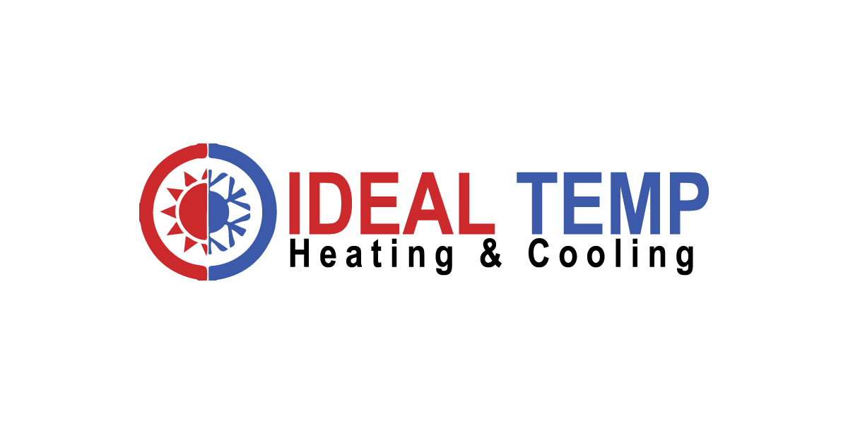 Logo Design by Private User - Entry No. 20 in the Logo Design Contest Captivating Logo Design for Ideal Temp.