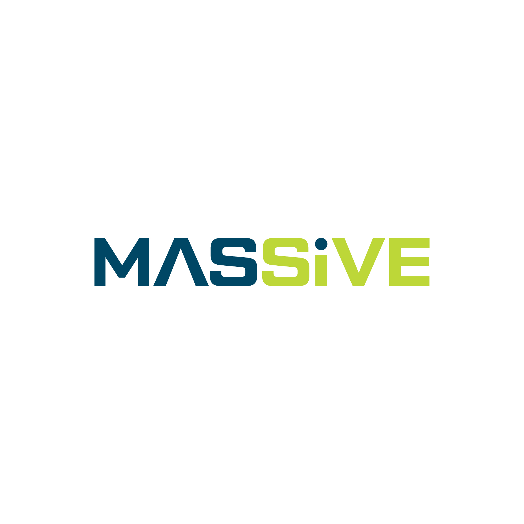 Logo Design by Zoran Lesevic - Entry No. 412 in the Logo Design Contest MASSIVE LOGO.