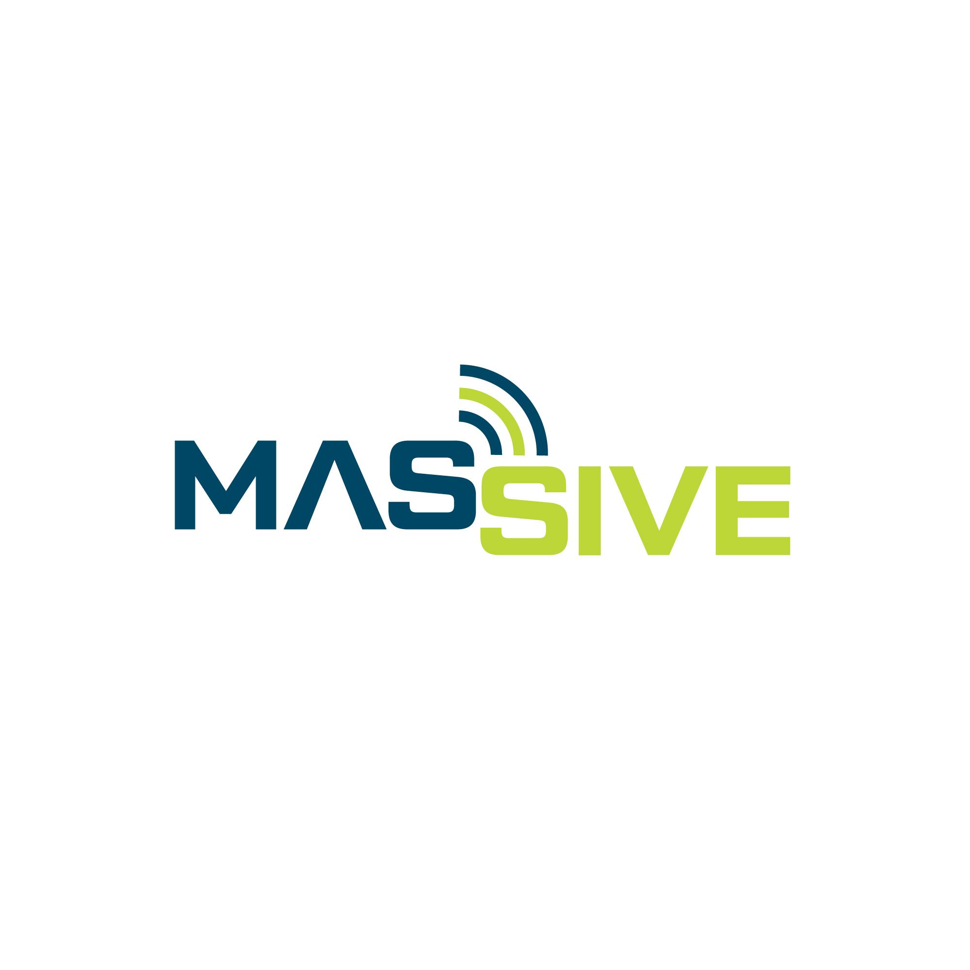 Logo Design by Zoran Lesevic - Entry No. 413 in the Logo Design Contest MASSIVE LOGO.