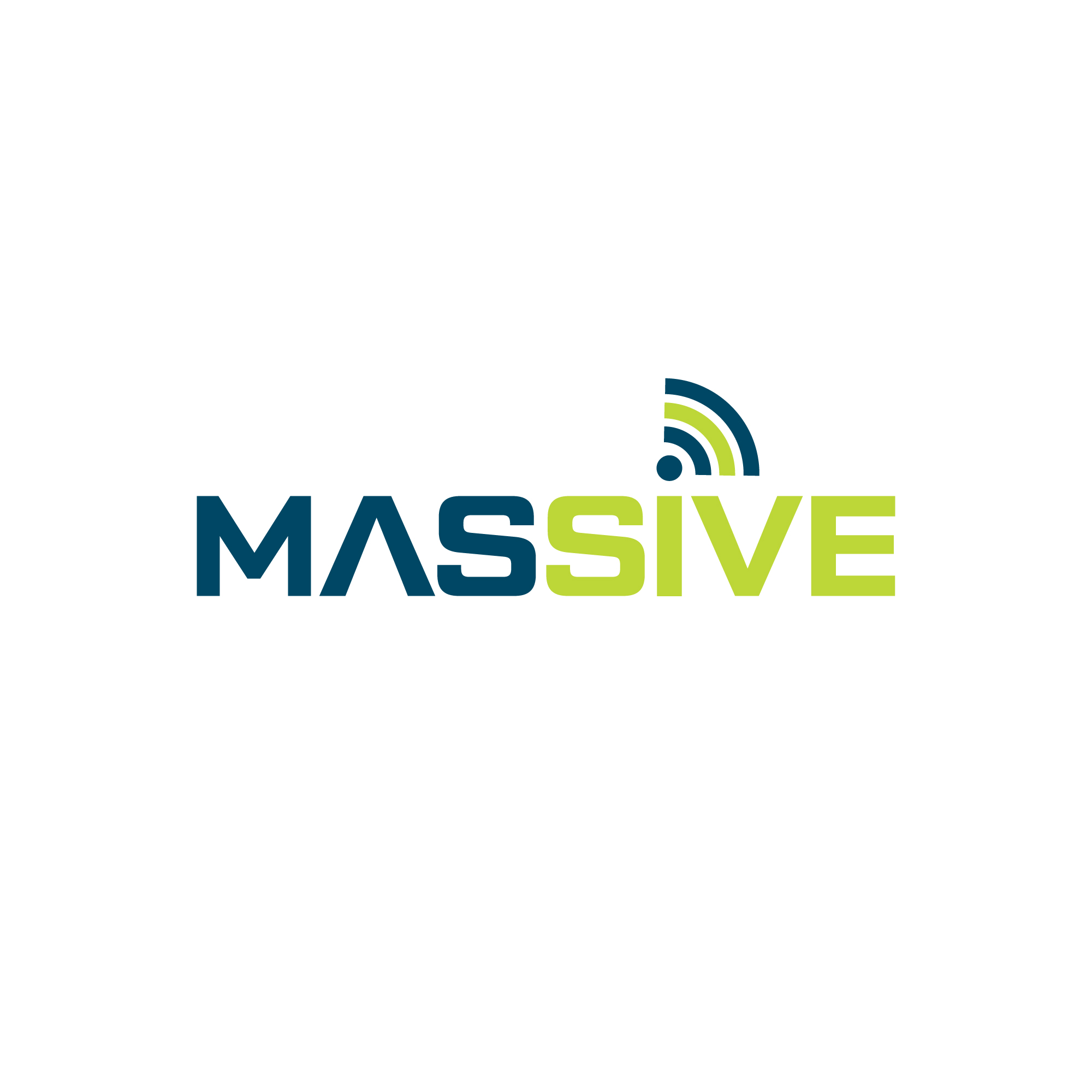 Logo Design by Zoran Lesevic - Entry No. 414 in the Logo Design Contest MASSIVE LOGO.