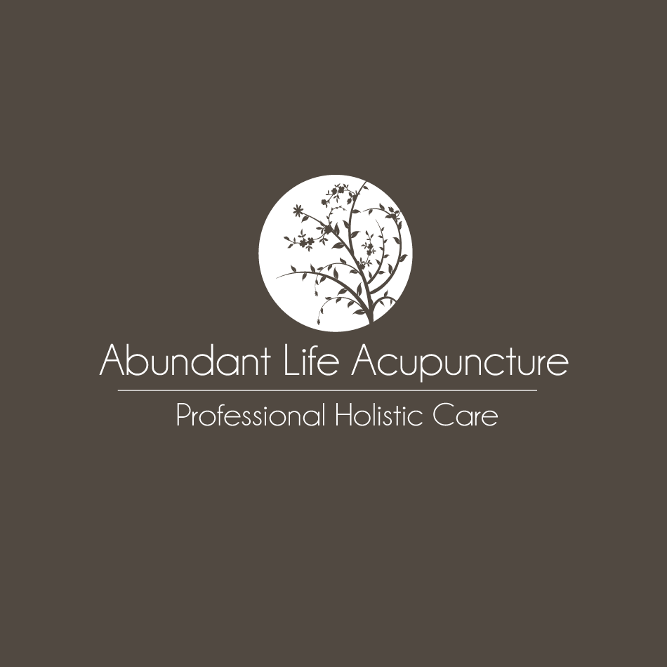 Logo Design by moonflower - Entry No. 101 in the Logo Design Contest abundant life acupuncture.