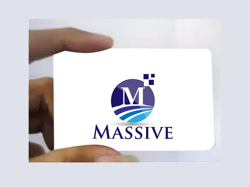 Logo Design by Private User - Entry No. 420 in the Logo Design Contest MASSIVE LOGO.