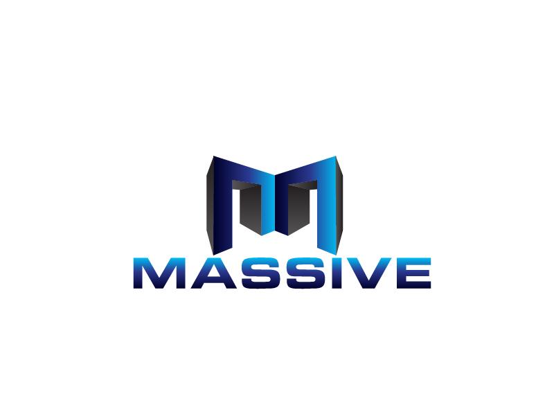 Logo Design by Private User - Entry No. 424 in the Logo Design Contest MASSIVE LOGO.