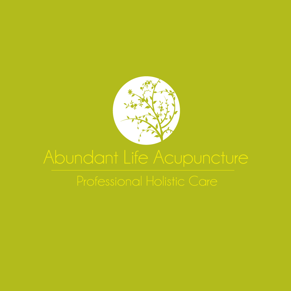 Logo Design by moonflower - Entry No. 105 in the Logo Design Contest abundant life acupuncture.