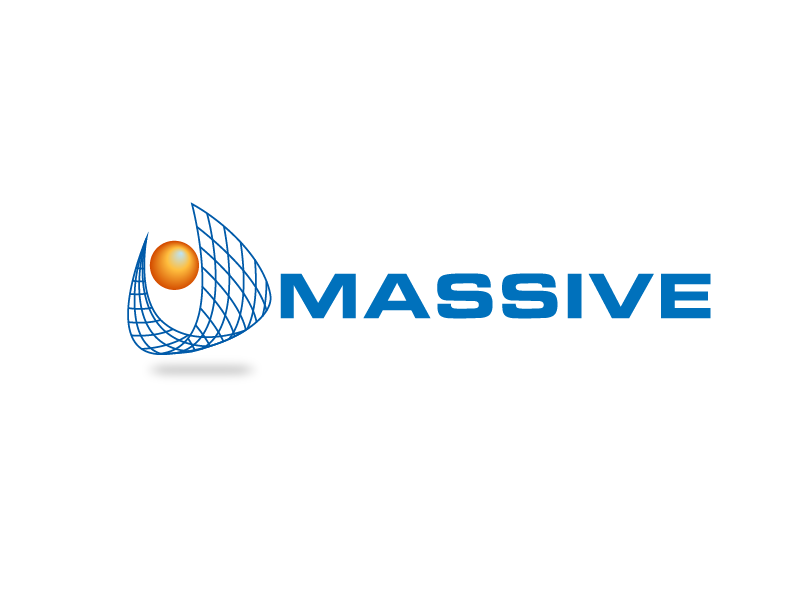 Logo Design by brands_in - Entry No. 425 in the Logo Design Contest MASSIVE LOGO.