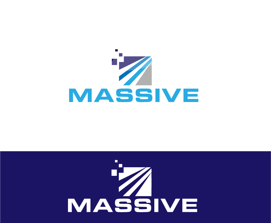 Logo Design by Private User - Entry No. 426 in the Logo Design Contest MASSIVE LOGO.