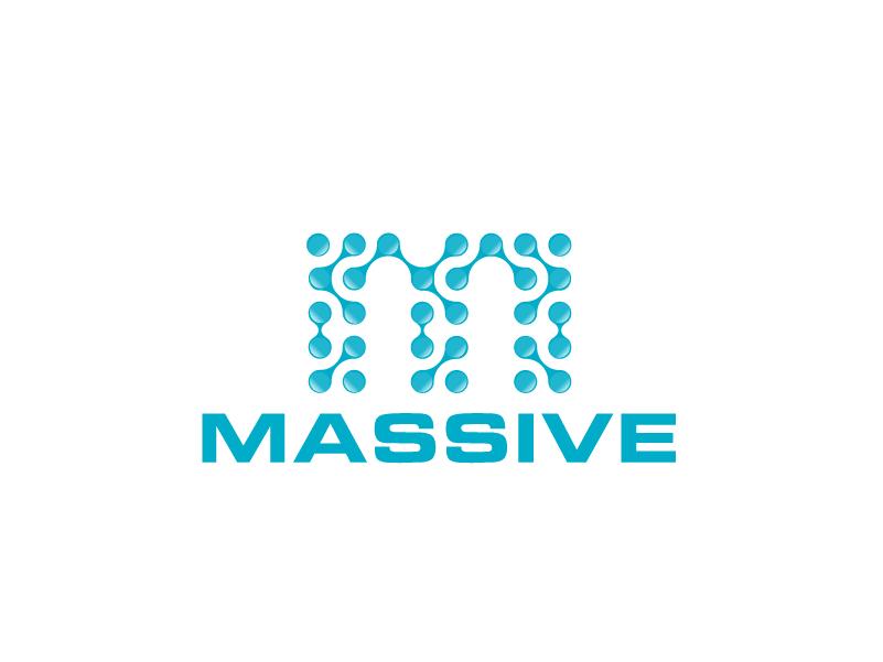 Logo Design by Private User - Entry No. 427 in the Logo Design Contest MASSIVE LOGO.