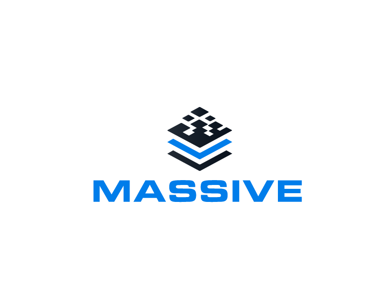 Logo Design by brands_in - Entry No. 428 in the Logo Design Contest MASSIVE LOGO.